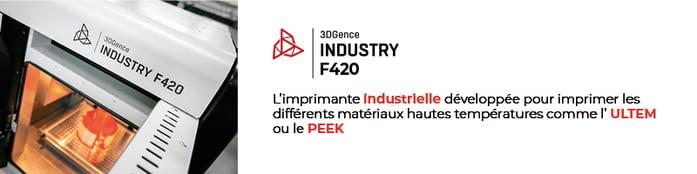 3DGence F420