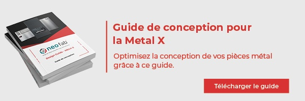 Bannière design guide metal