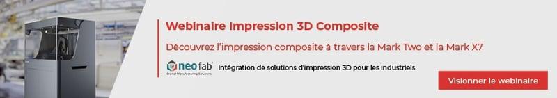 Webinaire Impression 3D Composite