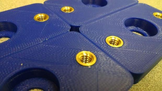 insert fdm métal